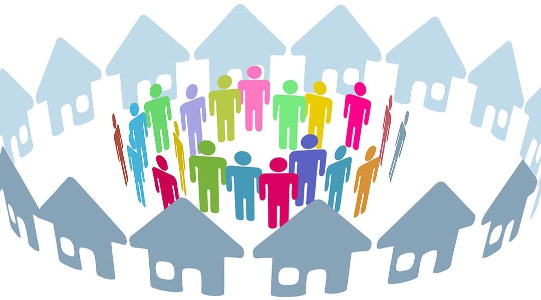 ¿Problemas con tus vecinos? La mediación te puede ayudar.